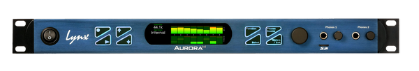 (n)ext Generation Aurora(n) Mastering A/D and D/A Converter