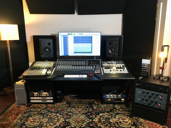 Pro Audio Boutique studio consultations and integrations
