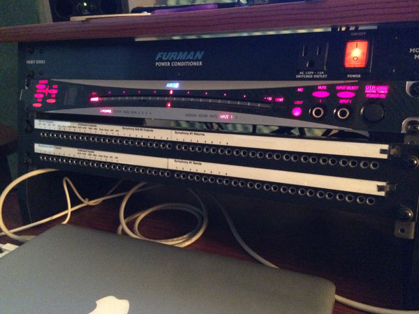 Audio Accessories DB25 Patchbay