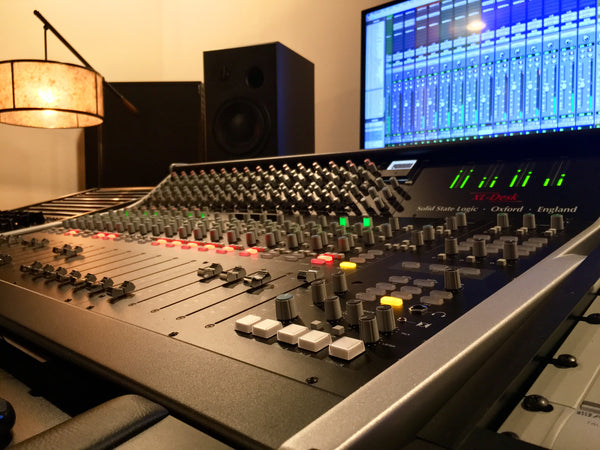 SSL (Soild State Logic ) XL-Desk Fully Loaded installed by Pro Audio Boutique