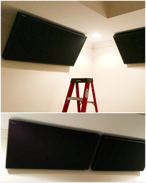 Real Trap Mini Trap - Pro Audio Boutique Installation - Real Traps Dealer