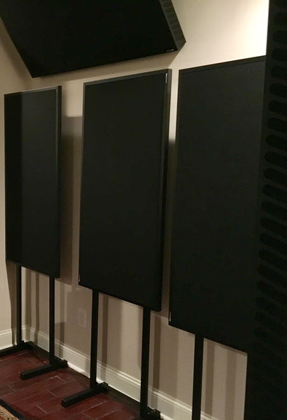 Real Traps Mini Traps - Pro Audio Boutique Installation - Real Traps Dealer