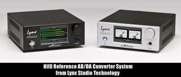 Lynx Hilo USB and ThunderBolt on Sale at Pro Audio Boutique until Monday, December 7th 2015