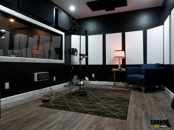 Sound Boy Vocal Booth - Recording Studio Installations - Pro Audio Boutique