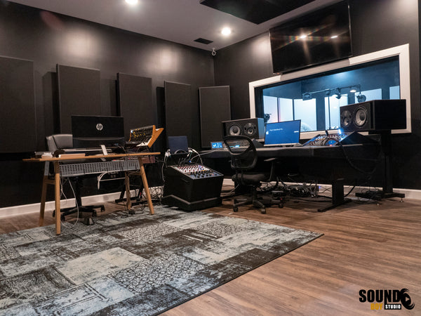 Real Traps Acoustic Treatment - Pro Audio Boutique - Recording Studio Installations