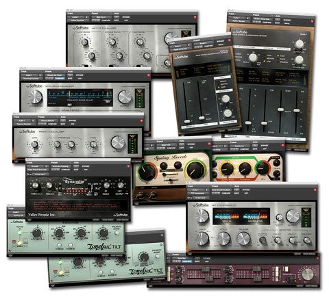 Softube Plug Ins at Pro Audio Boutique