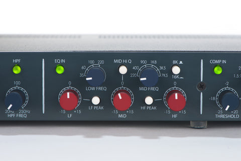 Rupert Neve Shelford Channel Eq Section
