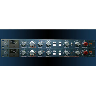 BAE 10DCF Compressor/Limiter (Stereo Pair)