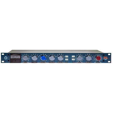 BAE 10DCF - Single-channel Compressor/Limiter with Power Supply