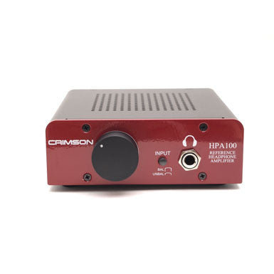Crimson HPA 100 Headphone Amplifier