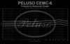 Peluso Cemc-6 Solid State Pencil Microphone Frequency Response Graph