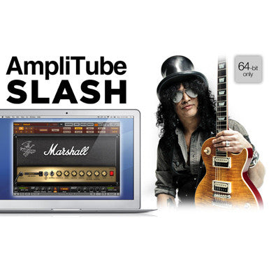 IK Multimedia AmpliTube Slash Power DUO Bundle