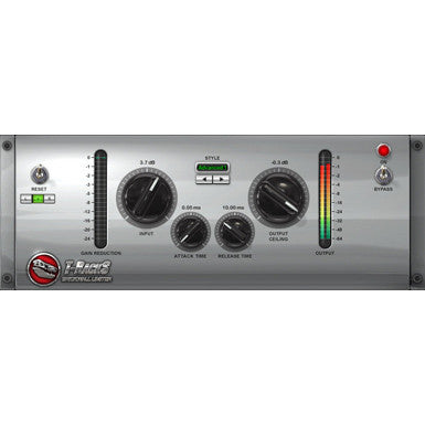 IK Multimedia Brickwall Limiter