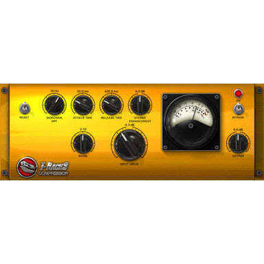 IK Multimedia Classic T-RackS Compressor