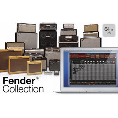 IK Multimedia Fender Collection Power DUO Bundle