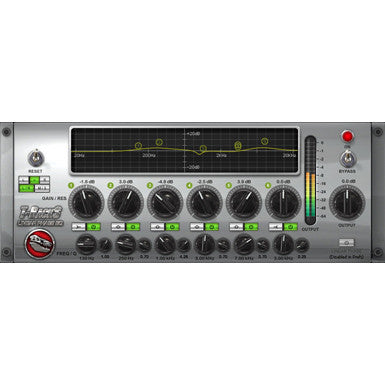 IK Multimedia Linear Phase Equalizer