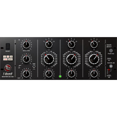 IK Multimedia Master EQ 432