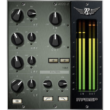 McDSP 4020 Retro EQ