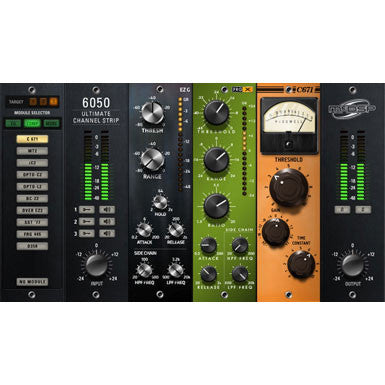 NEW! McDSP 6050 Ultimate Channel Strip