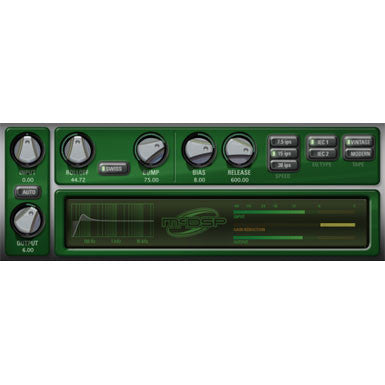 McDSP Analog Channel