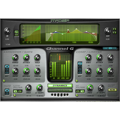 McDSP Channel G