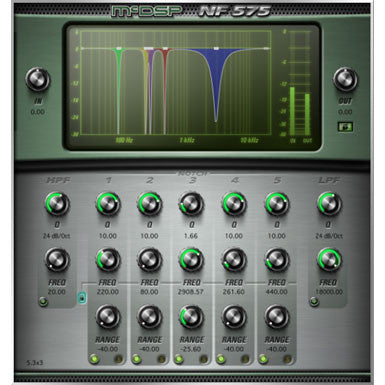 McDSP NF575 Noise Filter