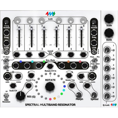 Softube 4ms Spectral Multiband Resonator (SMR) Modular Expansion