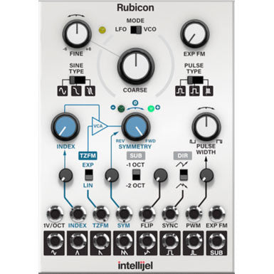 Softube Intellijel Rubicon Modular Expansion