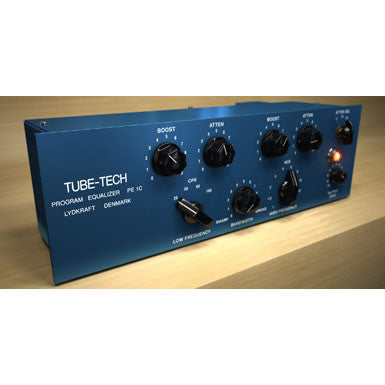 Softube Tube-Tech PE 1C Equalizer Plug-in