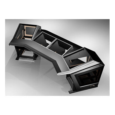 Sterling Modular Plan F Console (Double Rack)