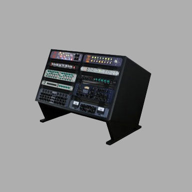 Sterling Modular Versa II Two Bay Studio Rack