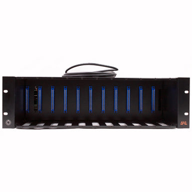 Used BAE 11 Space 500 Series Rack (No PSU) - SOLD