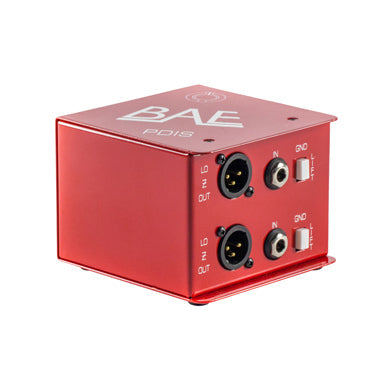 BAE PDIS - Stereo Passive Direct Box