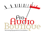 Pro Audio Boutique logo