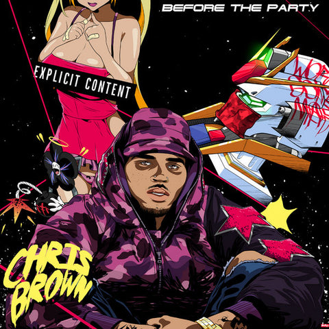 Before The Party by Chris Brown