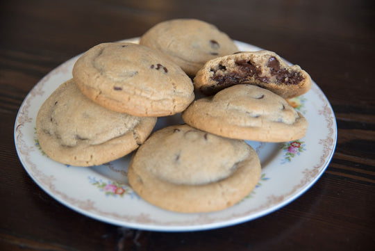 The Amazing Invention of the Chocolate Chip Cookie