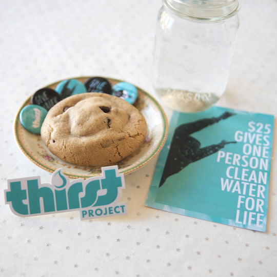 Good Cookies: Thirst Project