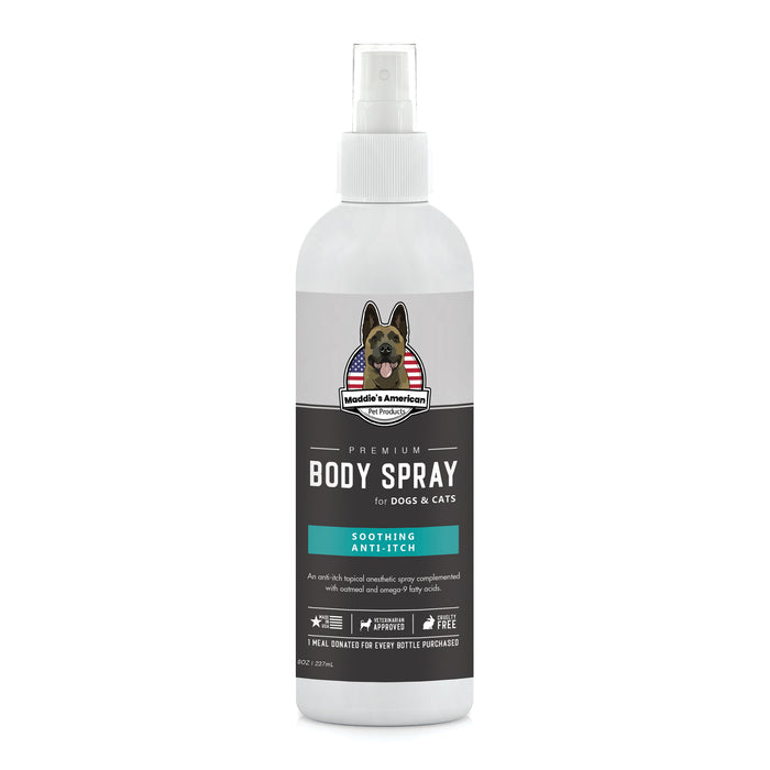 Premium Soothing Anti-Itch Body Spray 8oz