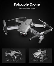 Load image into Gallery viewer, Mini Drone HD 4K 1080P WiFi FPV Camera Height Hold Mode