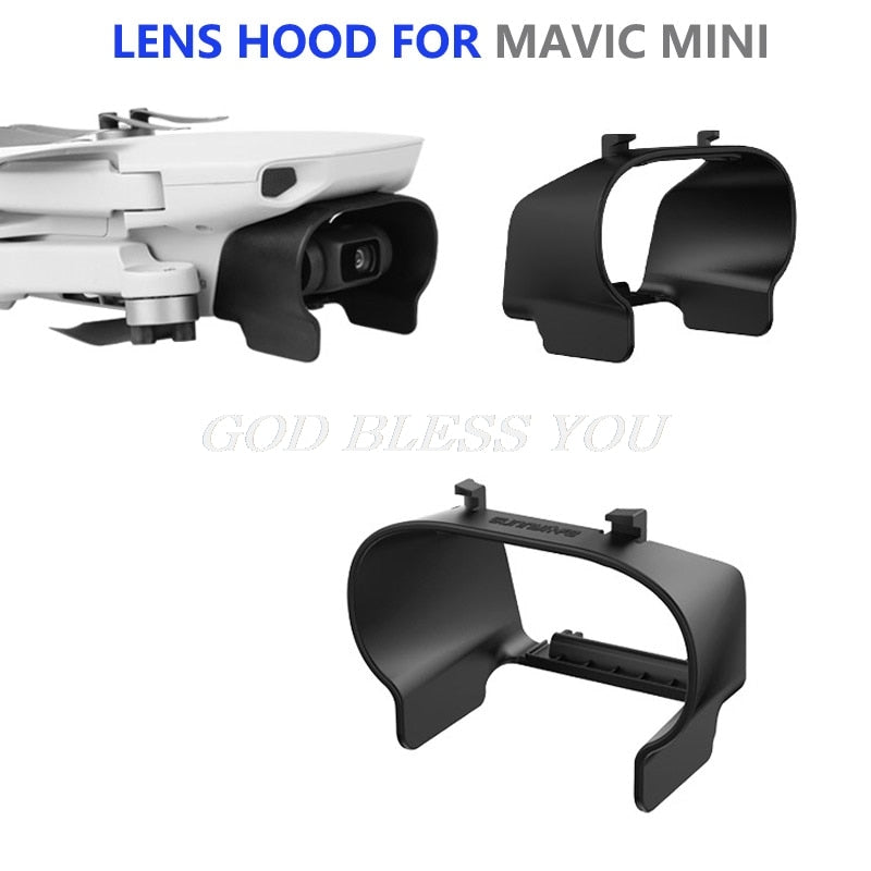 Lens Hood Anti-glare Lens Cover Sun Hood for DJI Mavic Mini Drone