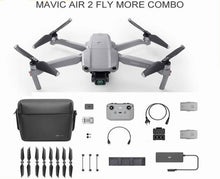 Load image into Gallery viewer, DJI Mavic Air 2 /Mavic Air 2, combo drone with 4k camera