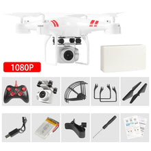 Load image into Gallery viewer, Drone 4k camera HD  air pressure fixed height four-axis aircraft