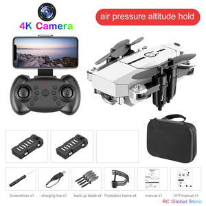 Remote Control Drone Quadcopter with 4K Professional Camera