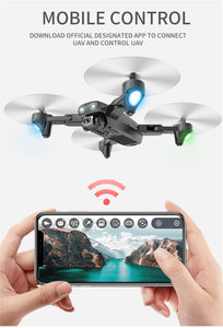 GPS Drone With Camera Quadcopter Drones HD 4K WIFI FPV Foldable