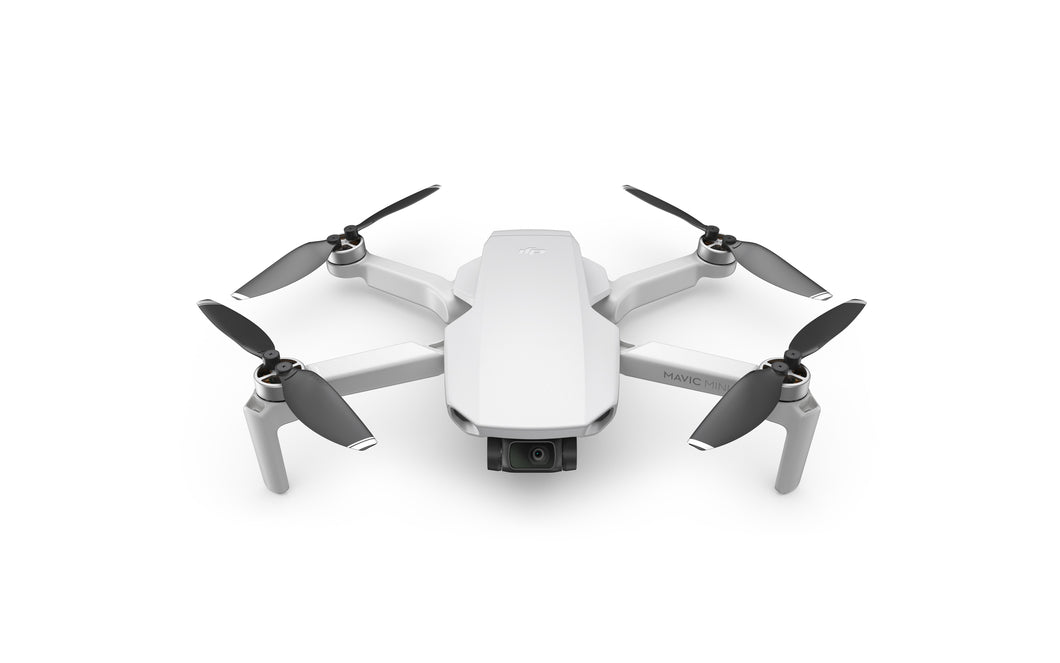 DJI Mavic Mini drone camera quadcopter