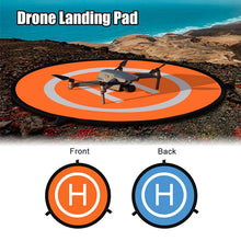 Load image into Gallery viewer, Foldable Landing Pad 50CM 55CM 75CM For Drone