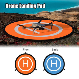 Foldable Landing Pad 50CM 55CM 75CM For Drone