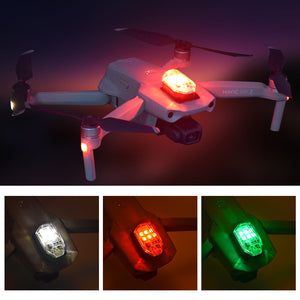 RGB Warning Anti Collision Strobe Light for Dji Mavic Air 2 Drone
