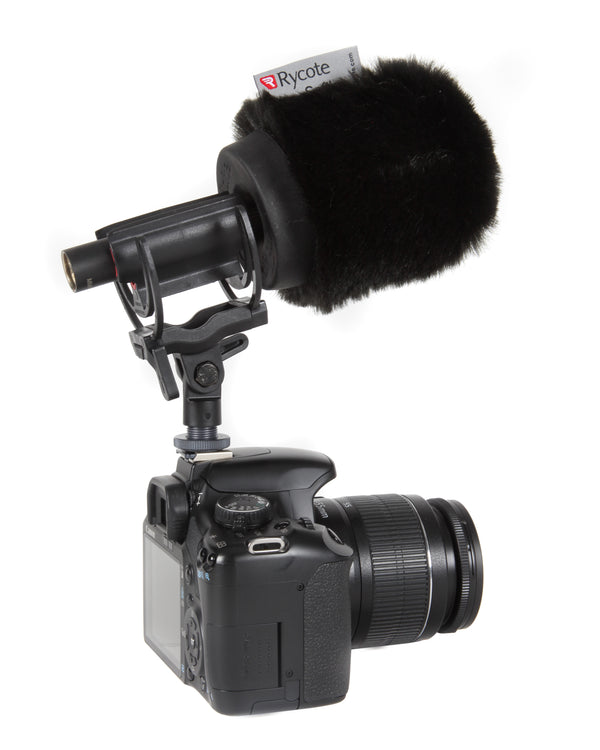 New: Rycote Short-Fur Softie, for ENG & Location Recording!