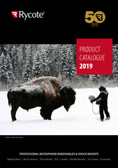 Rycote Product Catalogue 2019